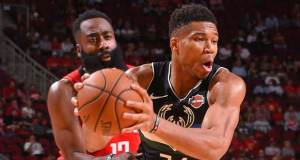 Bookie NBA News - Bucks Win Over Star-Studded Rockets