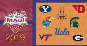 2019 Maui Jim Maui Invitational Basketball Tournament