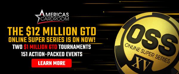 ACR's $6 Million Venom Tournament