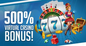 500% Bonus at BetPhoenix Virtual Casino