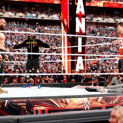 WWE WrestleMania to Push Through Without Fans in the Stands
