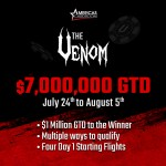 $7 Million Venom at Americas Cardroom