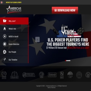 Americas Cardroom Poker Review