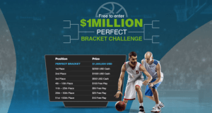 $1M Perfect Bracket Challenge at JAZZSports