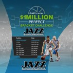 Perfect Bracket Challenge at JazzSports