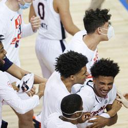 Winners of Round 1 NCAA Tournament
