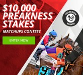 BetOnline $10,000 Preakness Stakes Contest