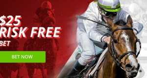 BetOnline $25 Free Bet on the Preakness Stakes