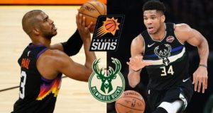 NBA Finals 2021 Bucks vs Suns