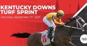Kentucky Downs $1Million Turf Sprint