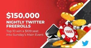 BetOnline Poker Twitter Freeroll