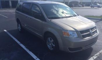 "2009 Dodge Grand Caravan Rear Entry ""PENDING SALE"" full"