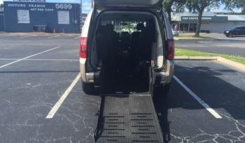 2009 Dodge Grand Caravan Rear Entry Wheelchair Van