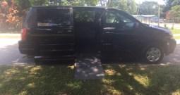 2008 Dodge Grand Caravan Side Entry