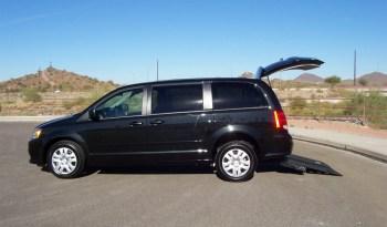 2016 Chrysler Town & Country Touring Rear Entry Mini Van full