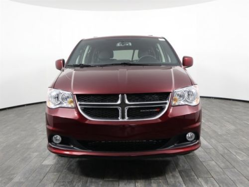 2017 Dodge Grand Caravan GT Rear Entry Wheelchair Van full