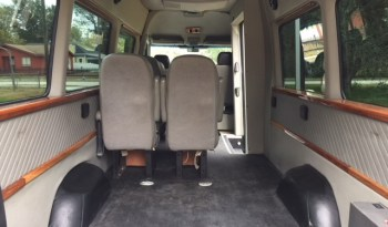 2008 Dodge Sprinter Rear Entry Wheelchair Van full