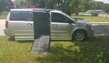 2008 Dodge Grand Caravan Side Entry Minivan