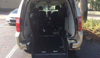 2010 Dodge Grand Caravan Rear Entry