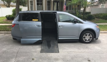2011 Honda Odyssey Side Entry Van with Hand Controls