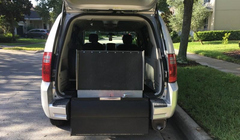 2010 Dodge Grand Caravan Rear Entry Wheelchair Van full