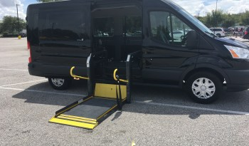 2016 Ford Transit Side Entry Wheelchair Van