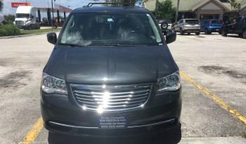 2012 Chrysler Town & Country Rear Entry Wheelchair Van full