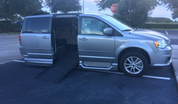 2016 Dodge Grand Caravan Side Entry Wheelchair Van