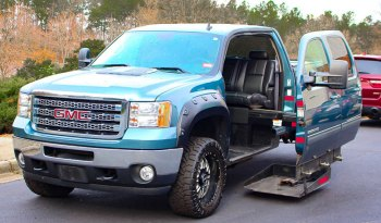 2014 Chevrolet 1500 Wheelchair Conversion