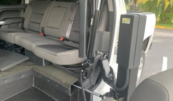 2016 Chevy Silverado 1500 LT – Setup for wheelchair user to drive truck full