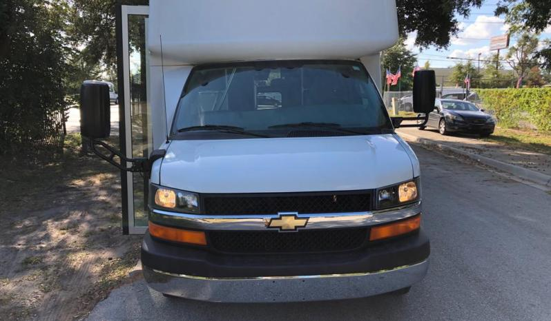 2017 Chevrolet Express Cutaway Wheelchair Accessible Van full