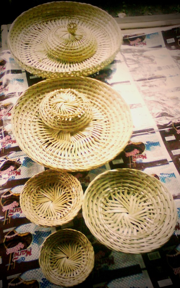 Kerajinan Daerah Bali : kerajinan, daerah, Kerajinan, Anyaman, Handicraft