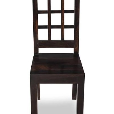 Solid Wood Romeo Chair A