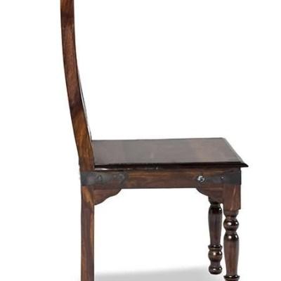 Solid Wood Jaipur Chair