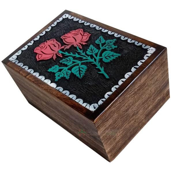 memorial casket urns