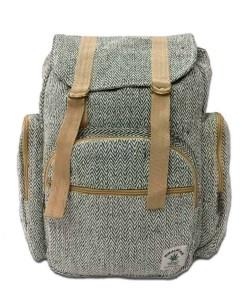 Hemp Backpack For School