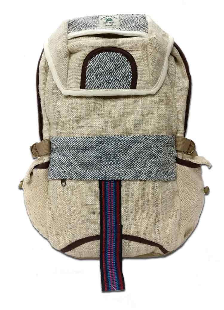9d887e3d3d9cb3 Hemp Laptop Backpack, Hemp Backpack Nepal - HIN