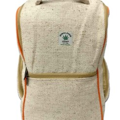 Natural Hemp Backpack Nepal