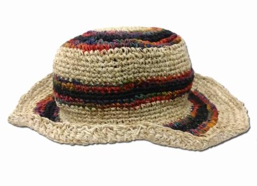 Hemp Beach Hat