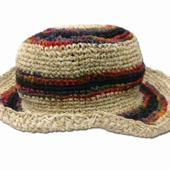 Hemp Beach Hat
