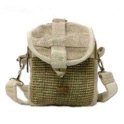 hemp crossbody bag