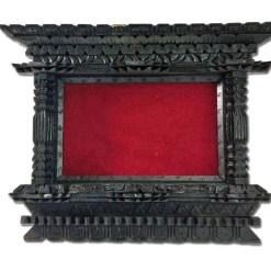 nepali wooden frame