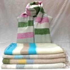 handloom yak wool shawl