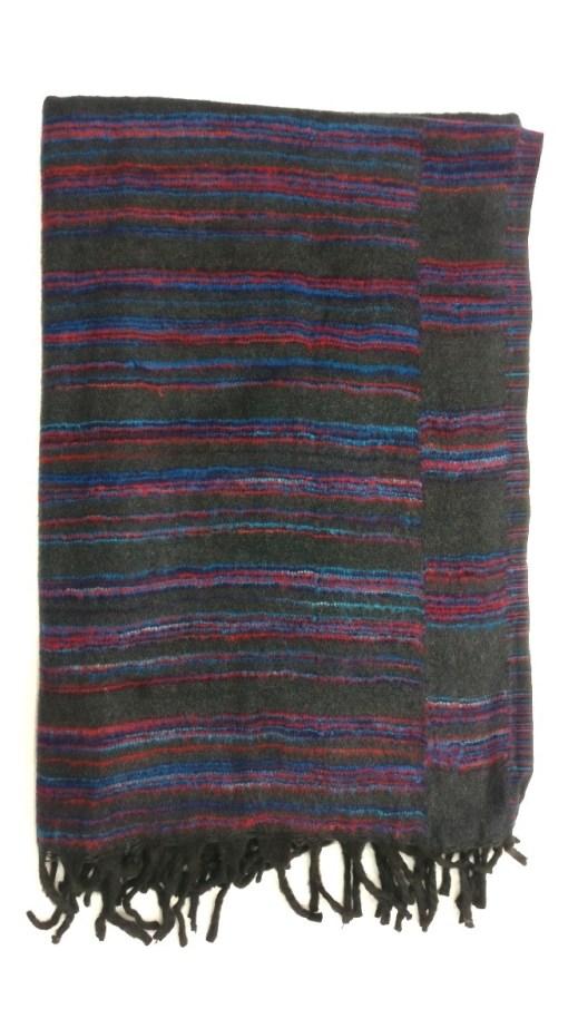hand-loomed-yak-wool-blanket-black-color-3