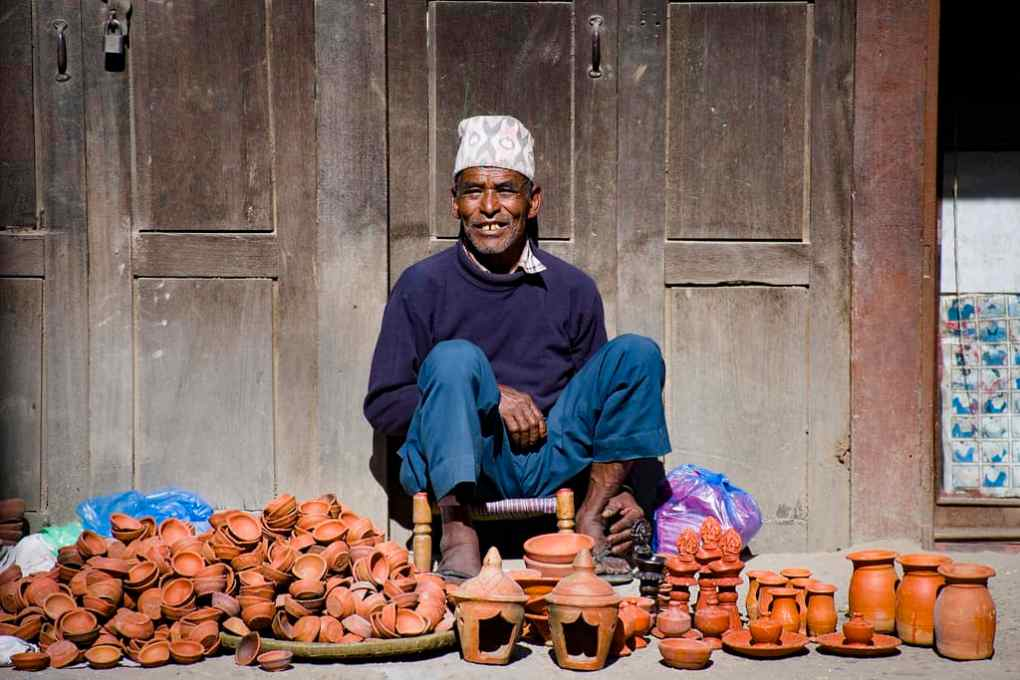 nepali clay products