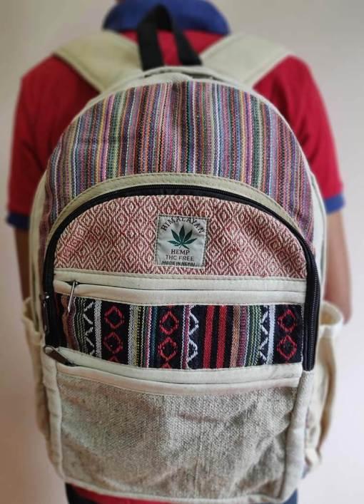 Casual Hemp Bag 1