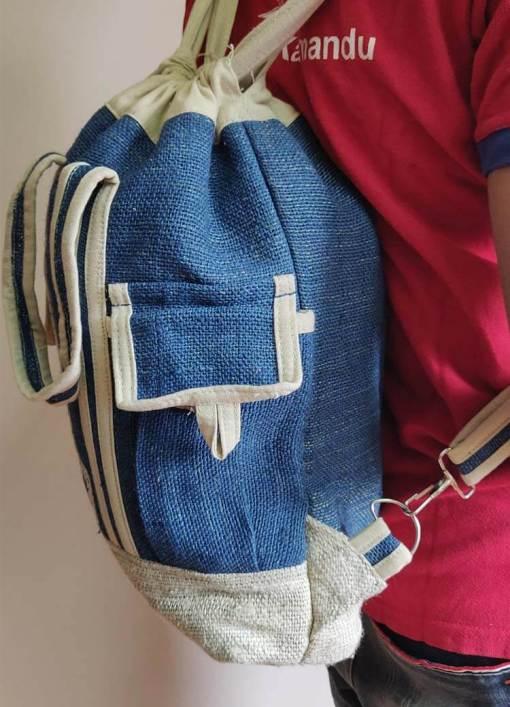 Duffel Hemp Bag 1