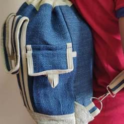 Duffel Hemp Bag 3