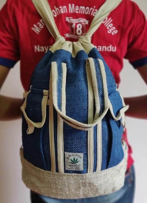 Duffel Hemp Bag 2