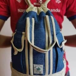 Duffel Hemp Bag 4